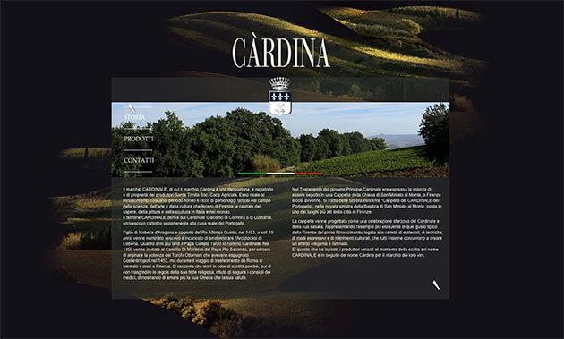 Càrdina wine